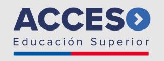 Portal Acceso Educación Superior